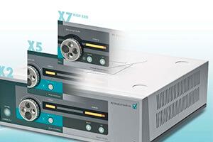 Осветители ксеноновые X2, X5 и X7