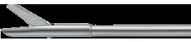 351-100-305 Scissors, blunt tips, single action