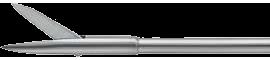 351-118-305 Scissors, sharp tips, single action