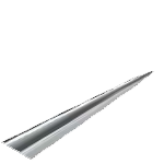 Special hardened stainless steel for reliable working