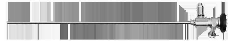 Эндоскоп жесткий - контактный гистероскоп