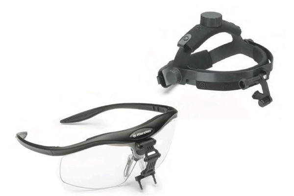 налобная лента, рамка на очки