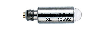 №10590 ксеноновая лампа XL 3,5 V. для отоскопа и изогнутого осветителя, упаковка по 6 шт.